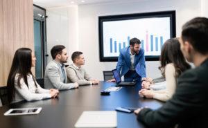 企業知財部のイメージ